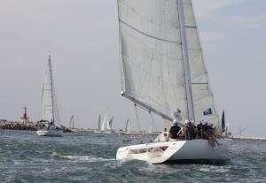 La rassegna di vela a Chioggia