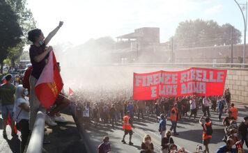 La manifestazione del 18 settembre