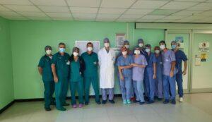 """Operazione tumore con anestesia """"cosciente"""""""