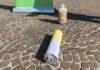 sigarette a terra pulizia strade