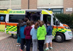 Scuola di primo soccorso per gli alunni dell'istituto comprensivo di Zero Branco